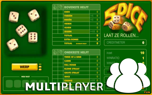 <img src='http://klikenspeel.nl/wp-content/uploads/5Dice-1.png' alt='5Dice Multiplayer' border='0' />   5Dice Multiplayer
