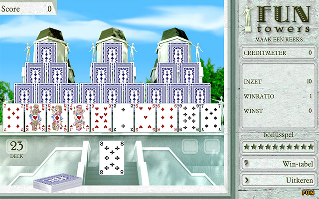 Fun Towers