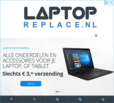 laptop-replace.nl - alle accessoires en onderdelen voor laptop en tablet